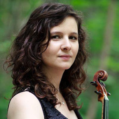 Clara Abou, professeur de violon au stage de musique Accordissimo