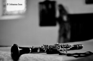 Emiko Nakatani, professeur de clarinette au stage de musique Accordissimo, clarinette