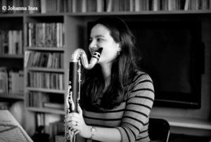 Emiko Nakatani, professeur de clarinette au stage de musique Accordissimo, clarinette basse