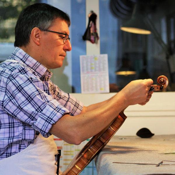 L'atelier du Luthier - Pascal Lavigne