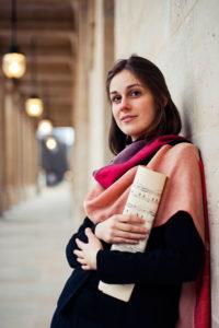 Hélène Rusquet, professeur de piano au stage de musique Accordissimo