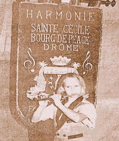 Marion Candy, professeur de flûte traversière au stage de musique Accordisimo