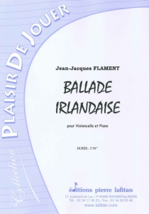 Partition - Ballade irlandaise - Jean-Jacques Flament