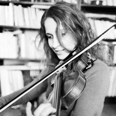Millie Floutier, professeur de violon, stage de musique Accordissimo