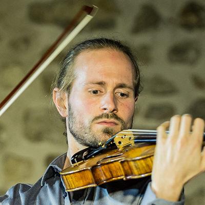 Emmanuel Bernard, professeur de violon, stage de musique Accordissimo