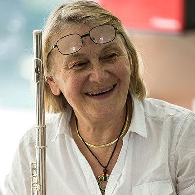 Geneviève Giraud, Présidente de l'Association Equinoxe, Stage de musique Accordissimo